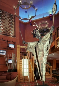 Nativo-Lodge-Albuquerque-New-Mexico-Hotel-08-Lobby-Shaman